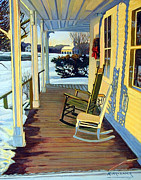 Kevin Mizner - Thru the Parlor Window