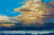 Thundeclouds Print by Billie Colson