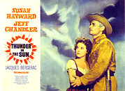 Fid Photos - Thunder In The Sun, Susan Hayward, Jeff by Everett