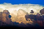 Thunderhead Posters - Thunderhead Cloud Poster by James Bo Insogna