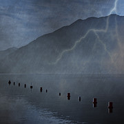 Buoys Prints - Thunderstorm Print by Joana Kruse
