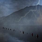 Thunderstorm Print by Joana Kruse