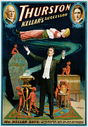Tricks Posters - Thurston  Kellers Successor Poster by Unknown