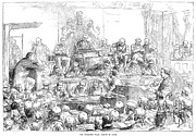 Trial Art - Tichborne Trial, 1871 by Granger