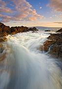 Tidal Prints - Tidal Surge Print by Mike  Dawson