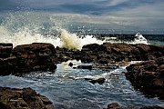 Christopher Holmes Metal Prints - Tide Coming In Metal Print by Christopher Holmes