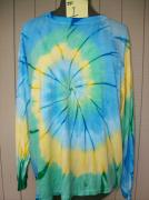Set Tapestries - Textiles - Tie Dyed Shirts by Kimberly Poland