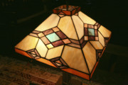 Chuck Kuhn - Tiffany Lamp