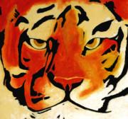 Tiger Print by Keith QbNyc
