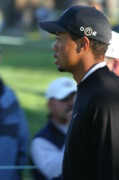 Tiger Woods Photos - Tiger Woods III by Chuck Kuhn