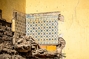 Marion McCristall - Tiled Wall in Marrakech