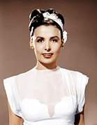 Updo Photo Posters - Till The Clouds Roll By, Lena Horne Poster by Everett