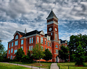 Clemson Art - Tillman Hall by Lynne Jenkins