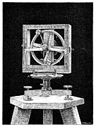 Inclined Posters - Tilt Compass, 19th Century Poster by