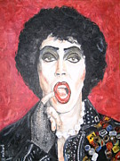 Rocky Horror Picture Show Prints - Tim Print by Deana Smith