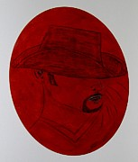 Tim Mcgraw Paintings - Tim by Michael Knight