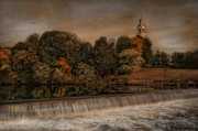 Blackstone River Prints - Time After Time Print by Robin-lee Vieira