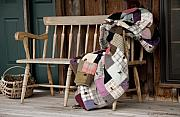 Quilts Photos - Time for a Rest by Carol Hathaway