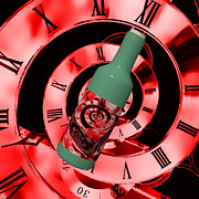 Steve Purnell - Time in a bottle Red