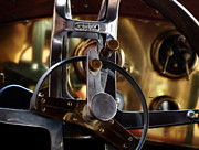 Antique Automobiles Digital Art - Time Machine 1922 by Steven  Digman