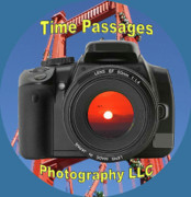 Time Passages Framed Prints - Time Passages Logo Framed Print by Tommy Anderson