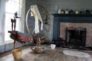 Spinning Wheel Prints - Time Spent Print by Joy Tudor