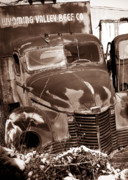 Old Trucks Photos - Time Traveler... by Arthur Miller