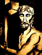 Bible Drawings Metal Prints - Timeless Metal Print by Sabrina Phillips