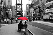 Broadway Photo Posters - Times Square 5 Poster by Andrew Fare