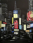 Enrico Miguel Thomas - Times Square New York...