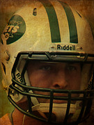 High School Sports Prints - Timothy Richard Tebow - Tim Tebow - New York Jets   Print by Lee Dos Santos