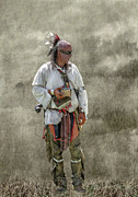 Indians Digital Art - Tin Cup of Cool Water by Randy Steele