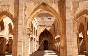 Diminishing Perspective Prints - Tin Mal Mosque Print by Axiom Photographic