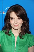 Tina Art - Tina Fey At Arrivals For The Nbc by Everett
