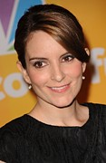 Upfronts Tv Television Network Presentation Posters - Tina Fey In Attendance For Nbc Poster by Everett