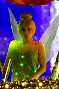 Tinker Bell Photo Prints - Tink Print by Nicholas Evans