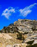 Mariposa County Prints - Tioga Pass Yosemite National Park CA Print by Troy Montemayor