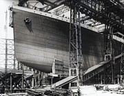 1912 Photos - Titanic Shipyard by Stefan Kuhn