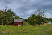 Tennessee Barn Originals - TN Country Farm by Sue Karski