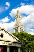 Quincy Market Photos - To Market by Greg Fortier