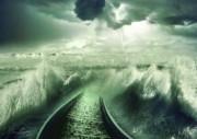 To The Sea Print by Svetlana Sewell
