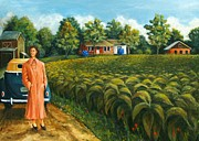 Richard Klingbeil - Tobacco Farm