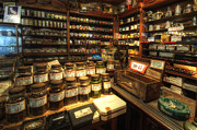 Old Town San Diego Photos - Tobacco Jars by Yhun Suarez