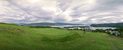Golf Originals - Tobermory Golf Club 3rd by Jan Faul