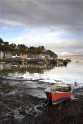 Sea Isle City Framed Prints - Tobermory, Isle Of Mull, Scotland Framed Print by John Short