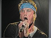 David Courson Art - TobyMac by David Courson