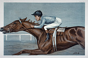 Jockey Art - Tod Sloan (1874-1933) by Granger