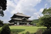 Temple Photo Posters - Todaiji Temple Poster by Andy Smy