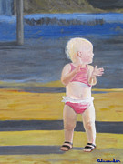 Jamie AT Alexander - Toddler in Bikini