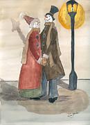 Together Print by Eva Ason
